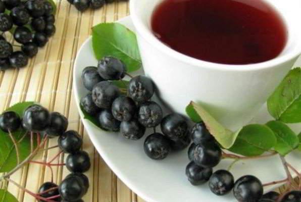 черноплодная рябина лечебные свойства