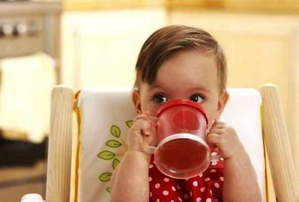 ромашковый чай для детей