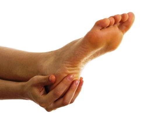 ромашковое масло для ухода за кожей ног