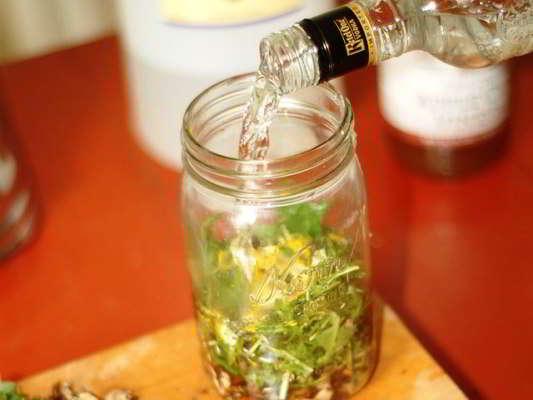 Настойка чистотела на водке