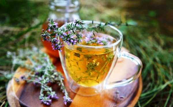 чай с чабрецом польза