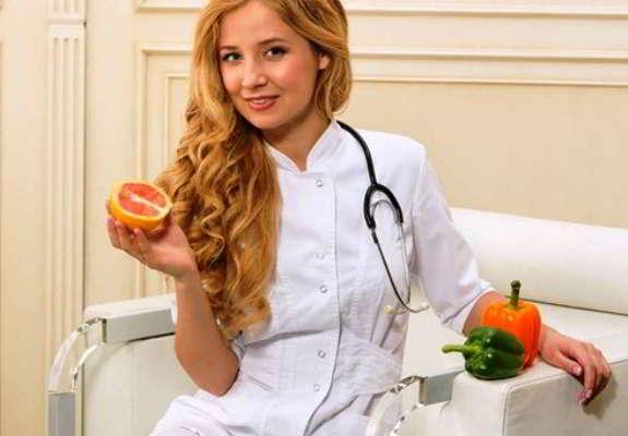 врач натуропат