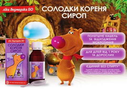 корень солодки сироп инструкция по применению детям
