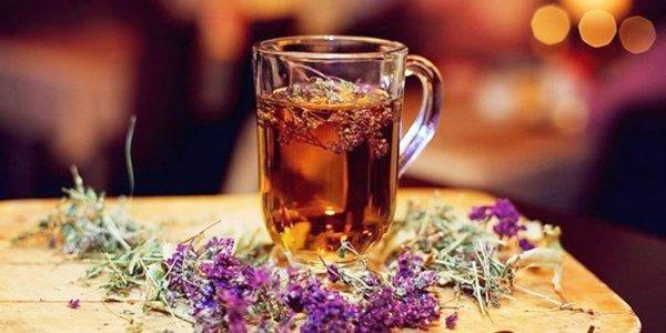 чабрец чай