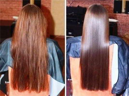 маска рост волос
