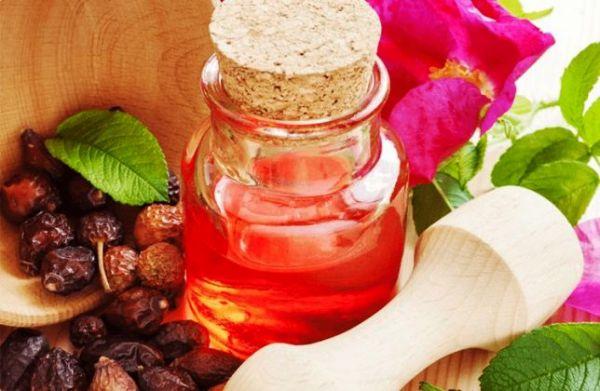 масло шиповника свойства и применение