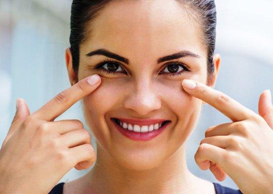 как убрать морщины вокруг глаз