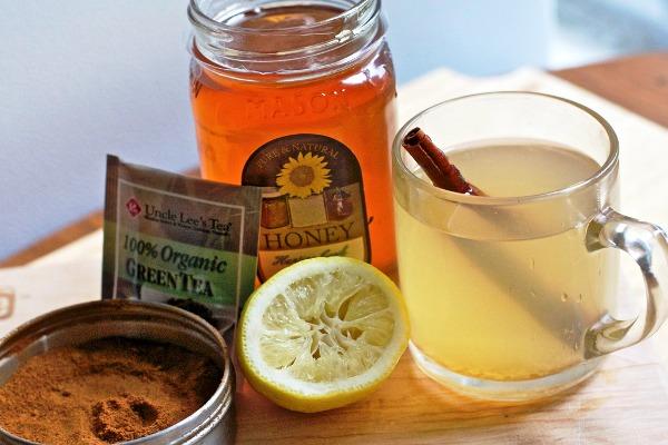корица с медом для похудения рецепт