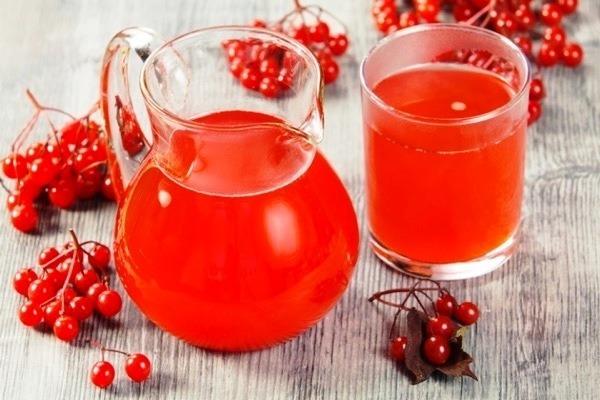 калина ягода рецепт лечение