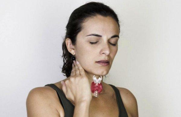 девушка заболевание щитовидной железы