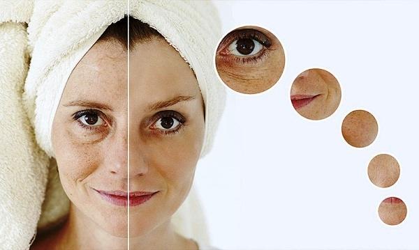 действие масок из крахмала на кожу лица