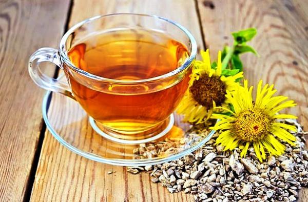 чай с травой девясил лечебные свойства