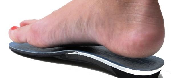 лечебная стелька при шпорах на пятках