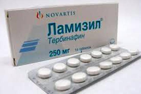 ламизил таблетки против грибка на ногтях