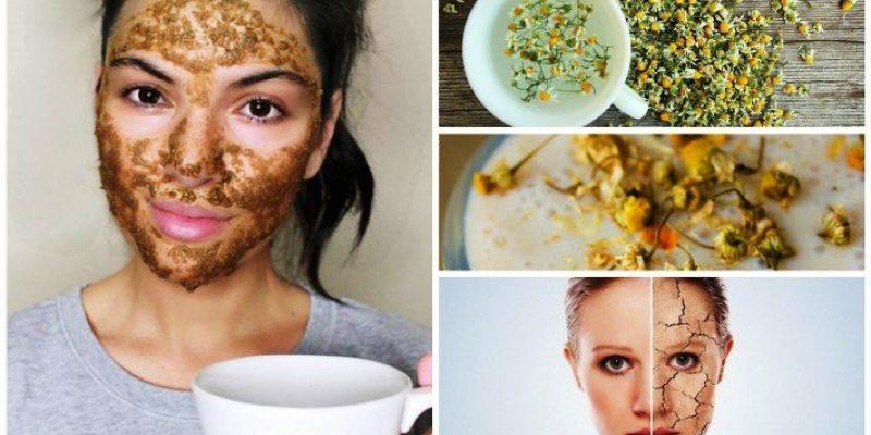 Ромашковый отвар для кожи лица приготовление, рецепты
