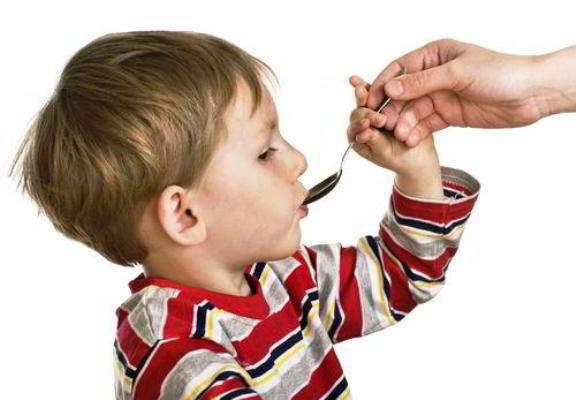 сироп корня солодки для детей