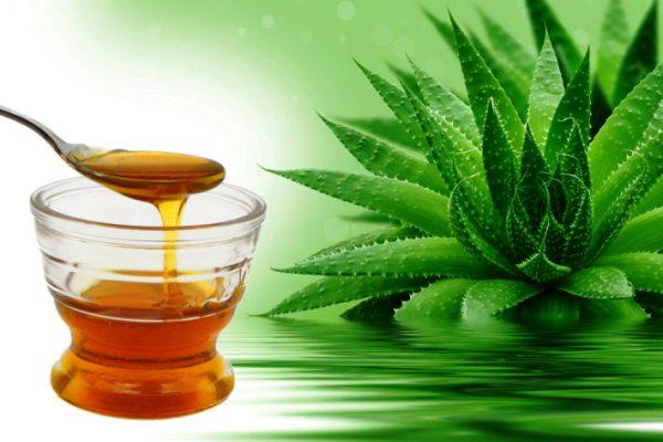 алоэ мед лечебные свойства