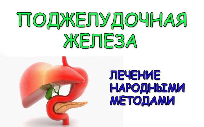 Лечение поджелудочной железы эффективными народными средствами