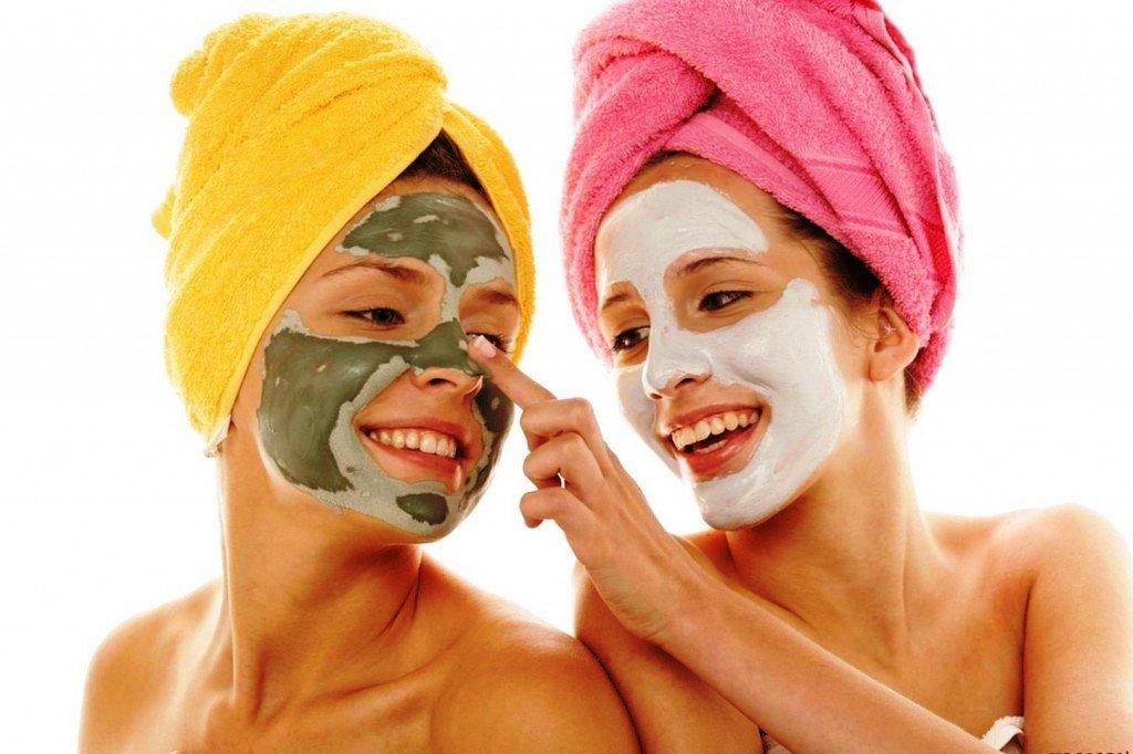 маски отбеливающие для лица в домашних условиях