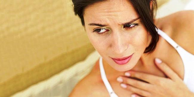 изжога в горле при беременности