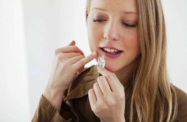 быстрое лечение герпеса на губах