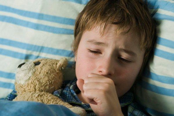 кашель и першение в горле у ребенка