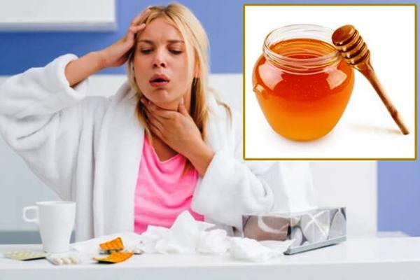 сухой кашель горло лечение