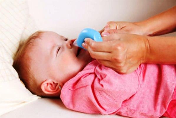 грудничок нос насморк дечение