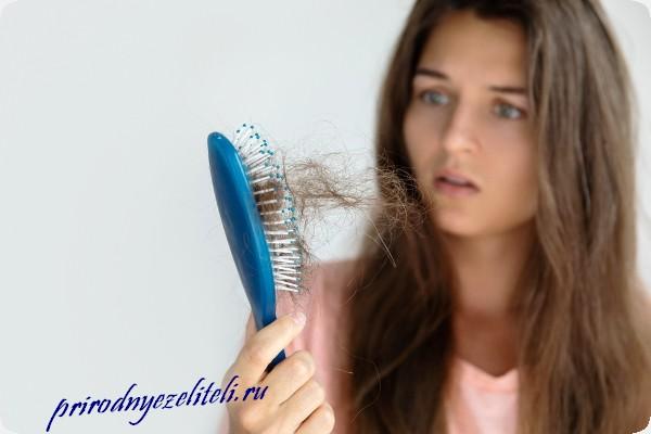 домашние рецепты масок от выпадения волос
