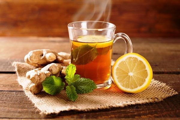 имбирь чай польза для организма
