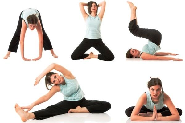 упражнения в борьбе с жиром на животе женщинам