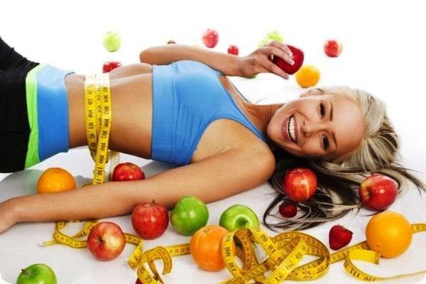 женщине диета похудение