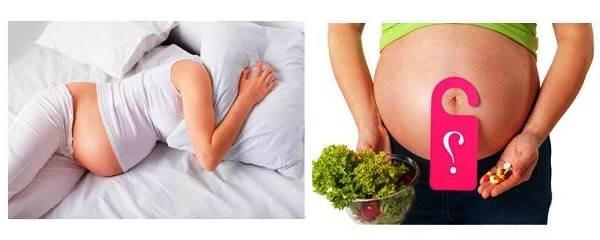 лечим геморрой при беременности народными средствами