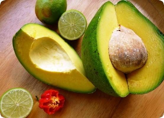 авокадо в кулинарии
