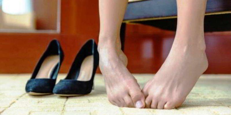 Избавляемся от запаха ног навсегда, быстро и эффективно