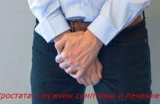 Простата у мужчин: симптомы, причины заболевания и способы лечения